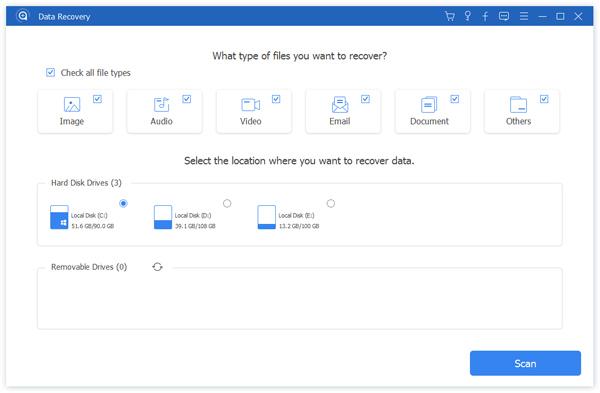 Apeaksoft Data Recovery mac