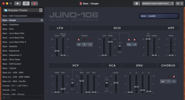 Juno Editor Mac