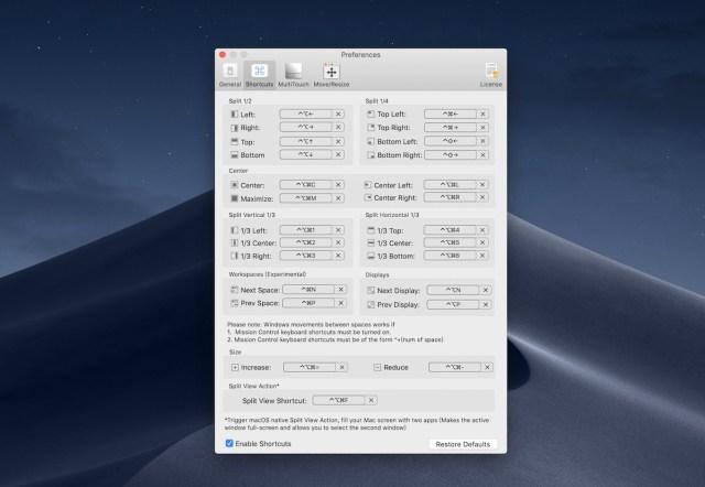 MaxSnap Mac