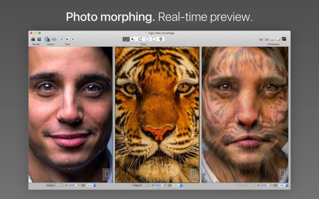 Morph Age Mac