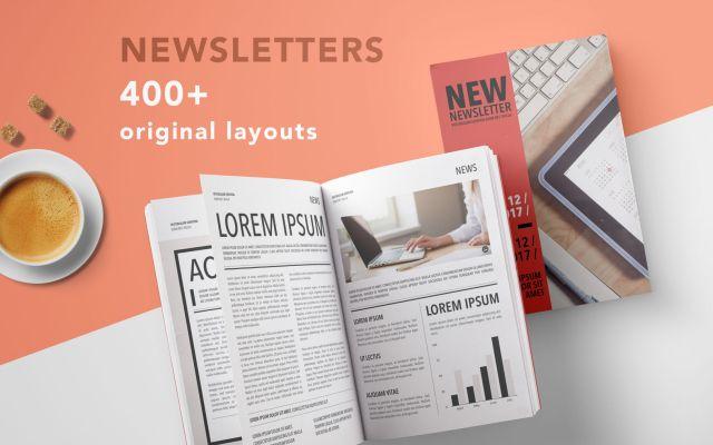 Newsletter Templates Mac