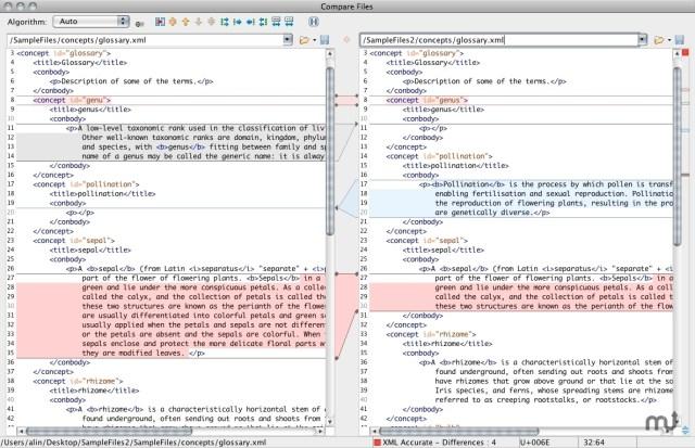Oxygen XML Editor Mac
