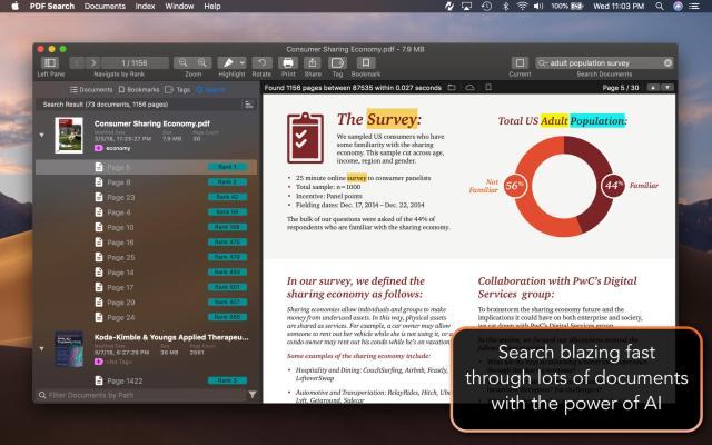 PDF Search Mac