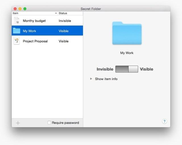 Secret Folder Pro Mac