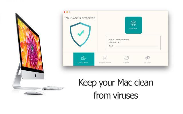 Antivirus VK Pro Mac