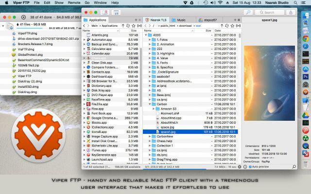 Viper FTP Mac