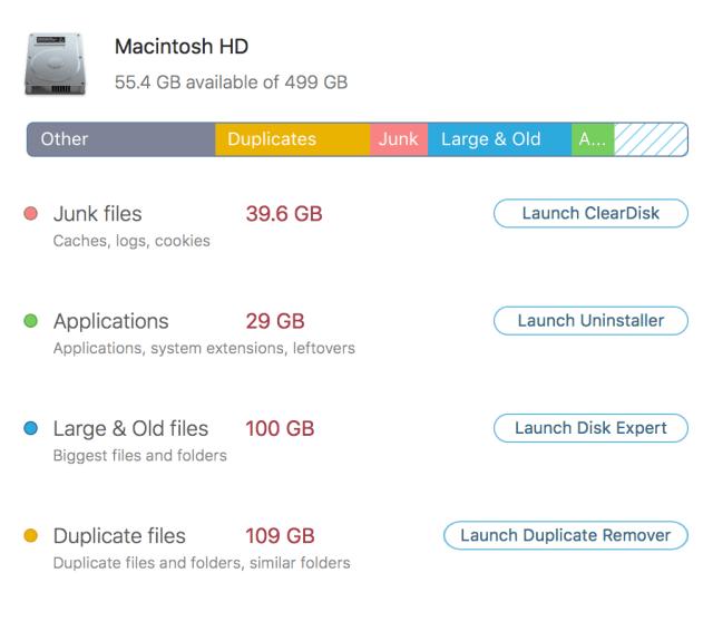 MacCleaner Mac