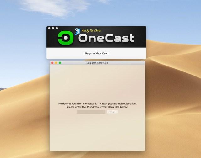 OneCast Mac
