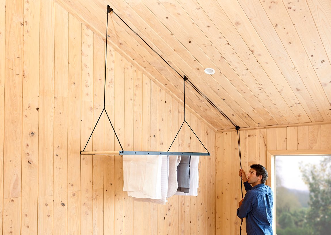 Hanging Drying Rack by George & Willy