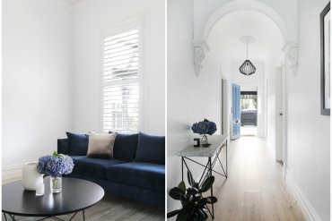 Inside a Bayside Melbourne period home renovation