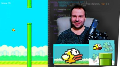 [FREE] Flappy Bird – Full FREE Course HTML, CSS3 and ES6 JavaScript