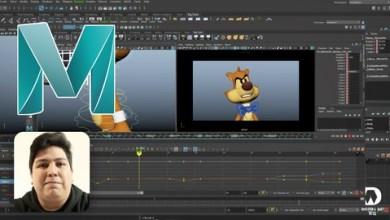 Intermediate Animation in Autodesk Maya