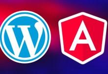 [FREE] WordPress Plugin Development with Angular.js (2021)