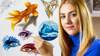 Masterclass: Drawing, Design & Creativity with Color Pencil