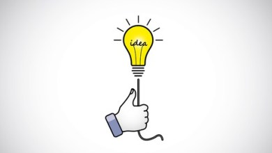 Starting your success with a good idea