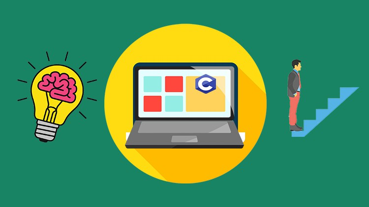[100% OFF] The Complete C Programming Course for Beginners