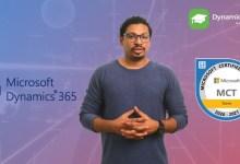 [FREE] Customizing Entities in Microsoft Dynamics 365 CRM