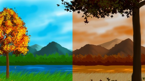 Adobe Photoshop: Beginners Course on Digital Painting