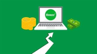 الكورس الكامل للعمل الحر علي فايفرر   Fiverr Freelancing