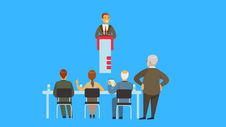 [100% OFF] First Steps Into Public Speaking