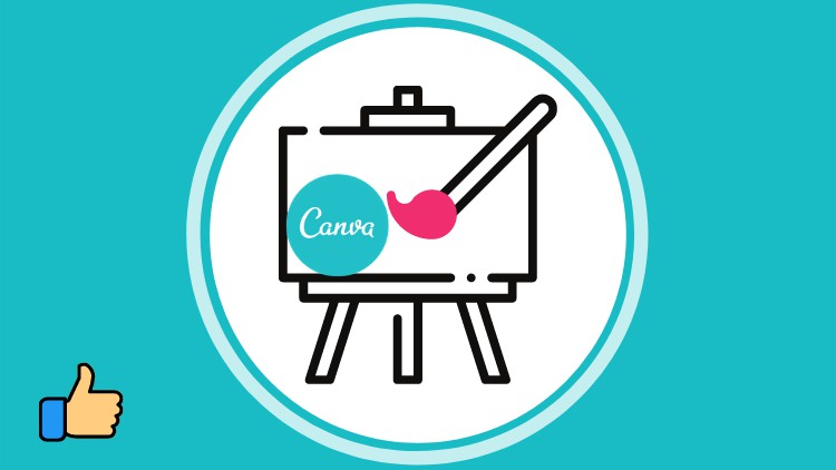 [100% OFF] Canva 2021 – Latest Course by Best Seller (Version 3)