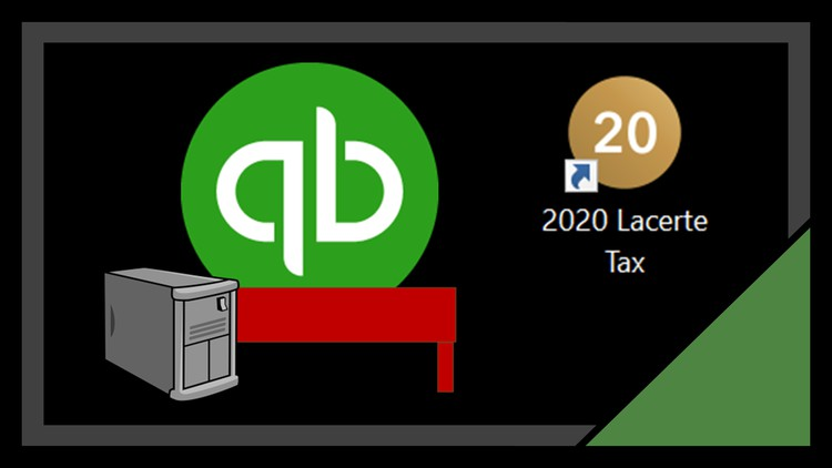 [100% OFF] QuickBooks Desktop – Export Directly to Tax Software Lacerte