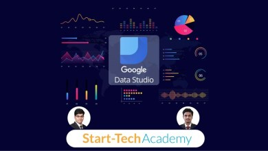 [100% OFF] Google Data Studio A-Z for Data Visualization and Dashboards