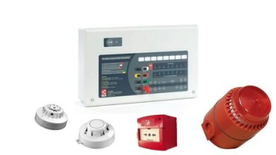 Fundamentals of Fire Alarms & Conventional Fire Panel Setup