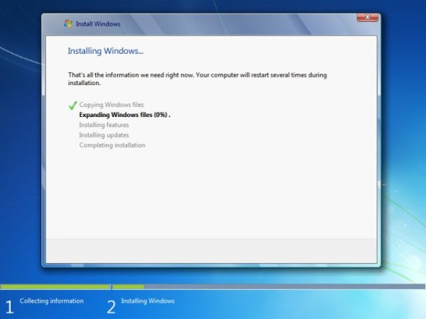 How To Install Windows 7 - Step By Step Method For Beginners