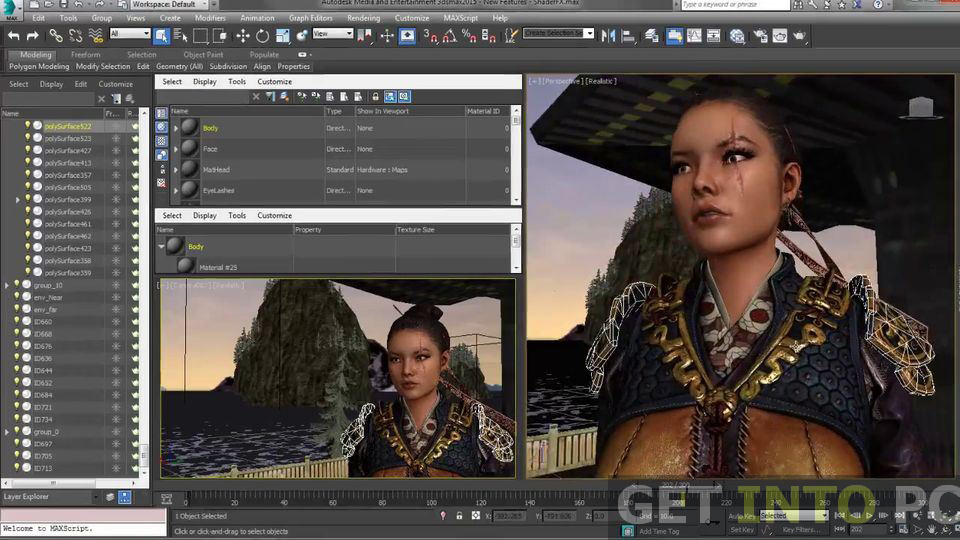 Autodesk 3ds Max 2015 setup free download