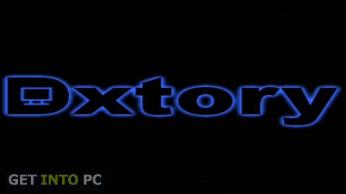 Dxtory Free Download