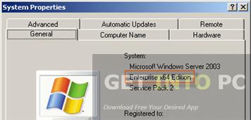 Windows Server 2003 Enterprise 64 bit Free Download