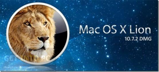 Mac OSX Lion 10.7.2 DMG Free Download