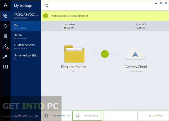 Acronis True Image 2015 Download For Free