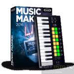 MAGIX Music Maker 2016 Premium Free Download