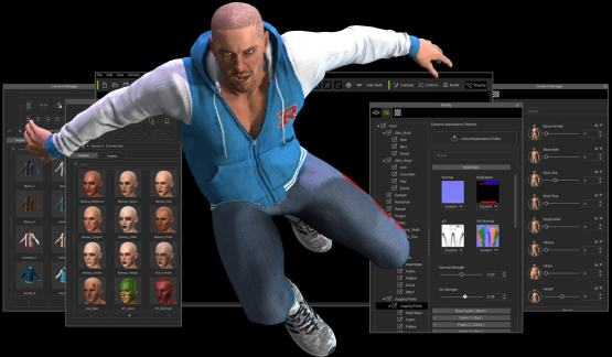 Reallusion iClone Character Creator With Content Pack Latest Version Download