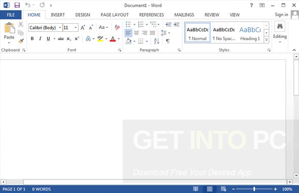 Download Office 2013 ProPlus 32 / 64 Jan 2017 Updates