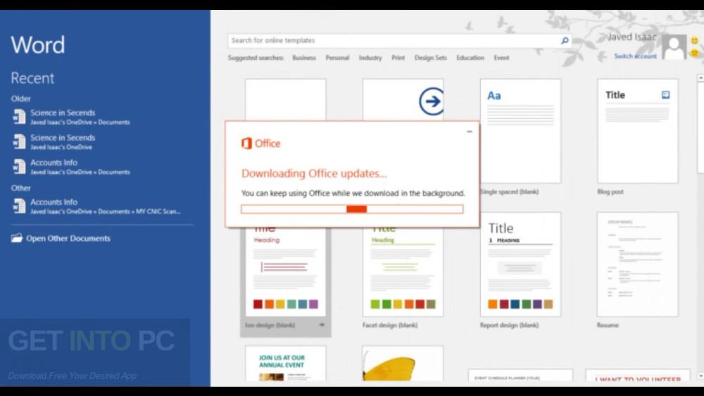 Download Office 2016 ProPlus 32/64 ISO Jan 2017 Updates