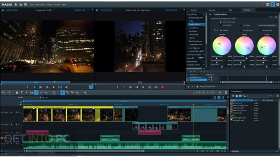 MAGIX Video Pro X8 Direct Link Download