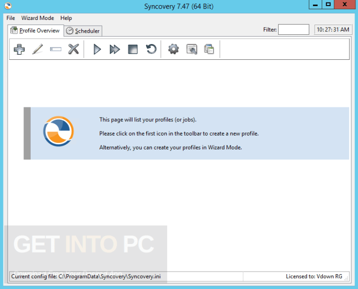 Syncovery Pro Enterprise 7 Free Download