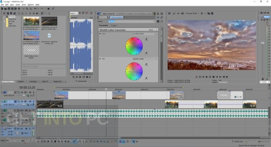 MAGIX Vegas Pro 14 Direct Link Download