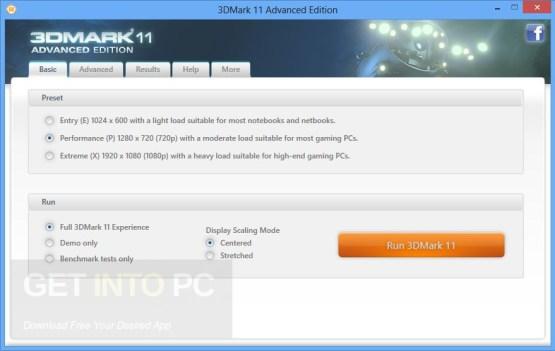 3DMark Professional Edition 2.4.3802 Offline Installer Download