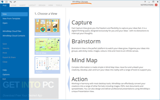 iMindMap Ultimate 9.0.1 Latest Version Download