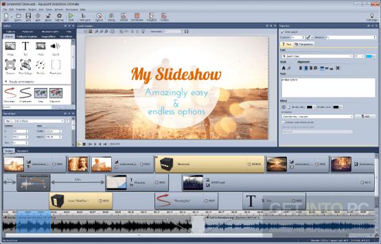 AquaSoft SlideShow 10 Ultimate Offline Installer Download