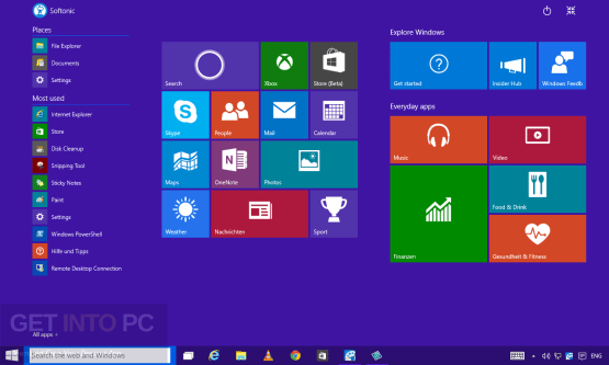 Windows 10 RS3 AIO 1709.16299.248 ISO Feb 2018 Latest Version Download