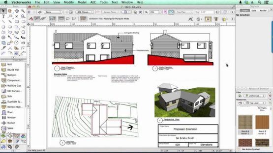 Vectorworks 2015 SP5 Designer Edition Offline Installer Download