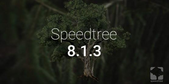 SpeedTree Cinema 8.1.3 Free Download