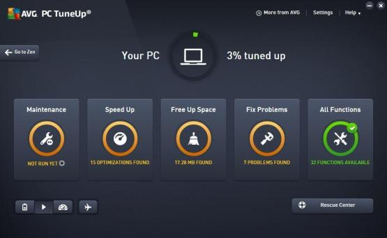 AVG PC TuneUp 16.76.3.18604 Direct Link Download