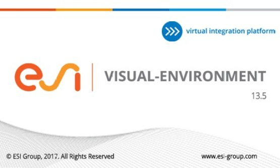 ESI Visual-Environment 13.5.2 Free Download