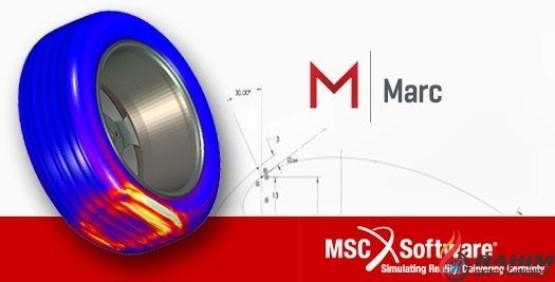 MSC MARC 2017 Free Download